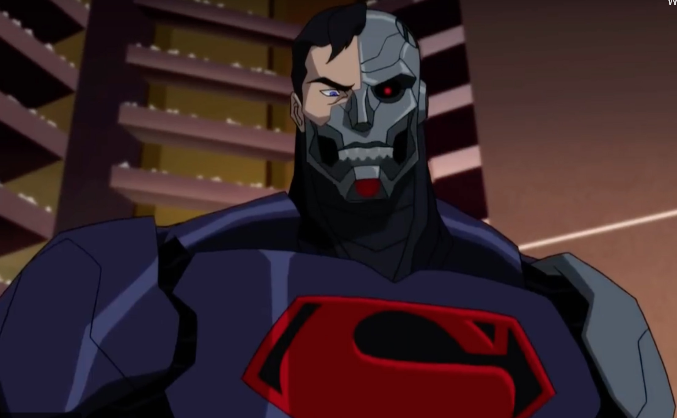 Cyborg Superman (DC Animated Movie Universe)