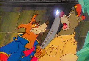Don Karnage and Baloo