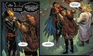 Hugo Strange and Scarecrow Prime Earth 003
