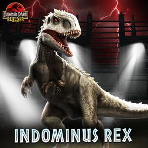 Indominus Rex Facebook Promotion