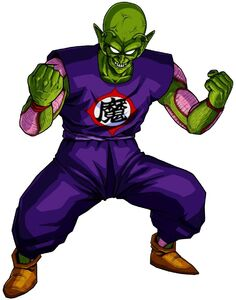 King Piccolo DB
