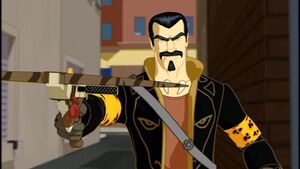 Kraven the Hunter (Spiderman The New Animated Series)