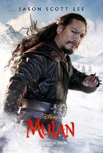 Mulan (2020) - Bori Khan 2
