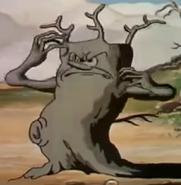 Old Man Tree Awake