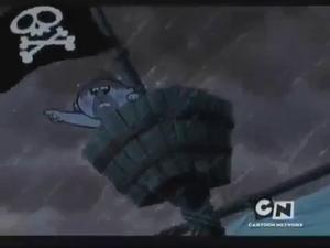 Reginald pirate