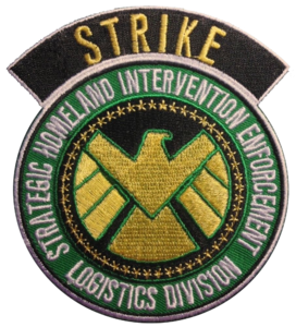 STRIKE Patch Transparent