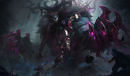 Thousand Pierced Splash Art