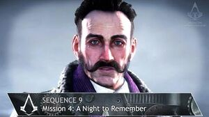 Assassin's Creed Syndicate - Mission 4 A Night to Remember - Sequence 9 100% Sync