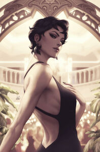 Catwoman Vol 5 3 Textless Variant