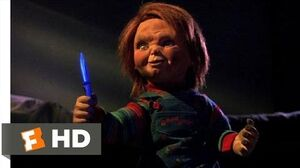 Child's Play 3 (1991) - Can't Keep a Good Guy Down Scene (4 10) Movieclips
