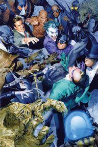 Detective Comics Vol 1 1000 Textless Mayhew Variant