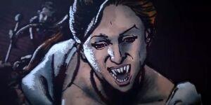 Mary-as-a-vampire