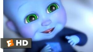 Megamind (2010) - Baby Megamind Scene (1 10) Movieclips