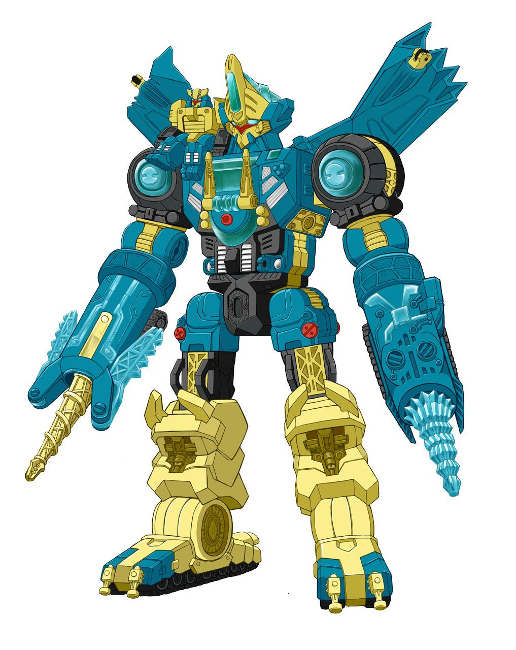 Menasor (Transformers Cybertron)