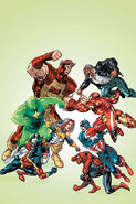 New Thunderbolts Vol 1 13 Textless