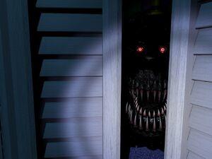 Nightmare Closet