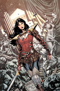Queen Donna Troy