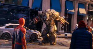 Rhino (Marvel's Spider-Man) 26