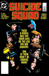 Suicide Squad First Issue 1987