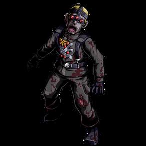 Zombie Soldier (Clan Master)