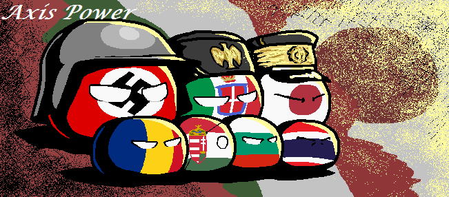 Axis Powers (Polandball)