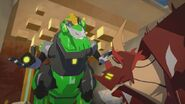 Grimlock Won Scowl
