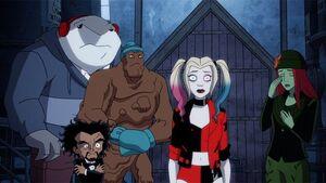 Harley Quinn's Crew Harley Quinn TV Series 004