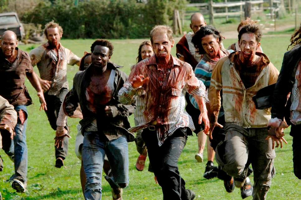 The Infected (28 Days Later)