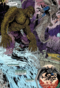 Man-Bat and Killer Croc 6