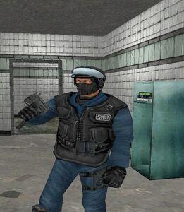 Manhunt swat