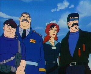 V.E.N.O.M. Agents