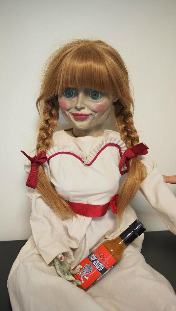 Abigail the Doll