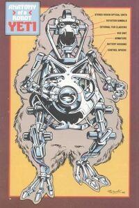 Anatomy of a Robot Yeti