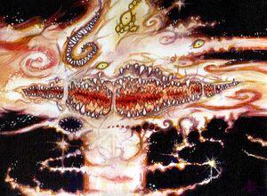 Azathoth the Nuclear Chaos