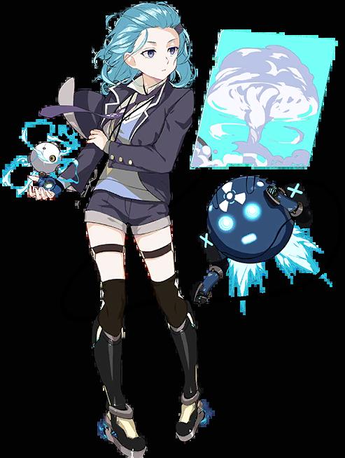 Lieserl Albert Einstein (Honkai Impact 3rd)