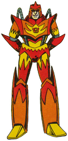 Flame (Transformers)