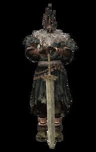 Gwyn Lord of Cinder