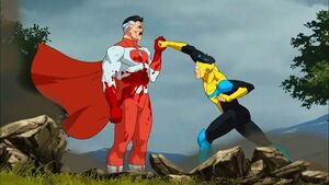 Omin-Man-vs-Invincible