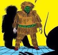 Porcupine Original Costume