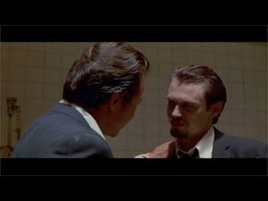 Reservoir Dogs- Mr. White And Mr