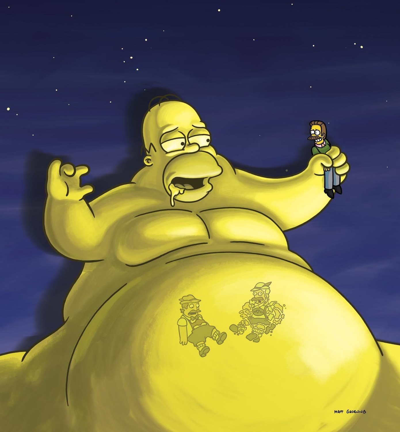 The Blob (The Simpsons)