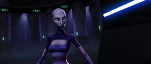 Ventress pointed