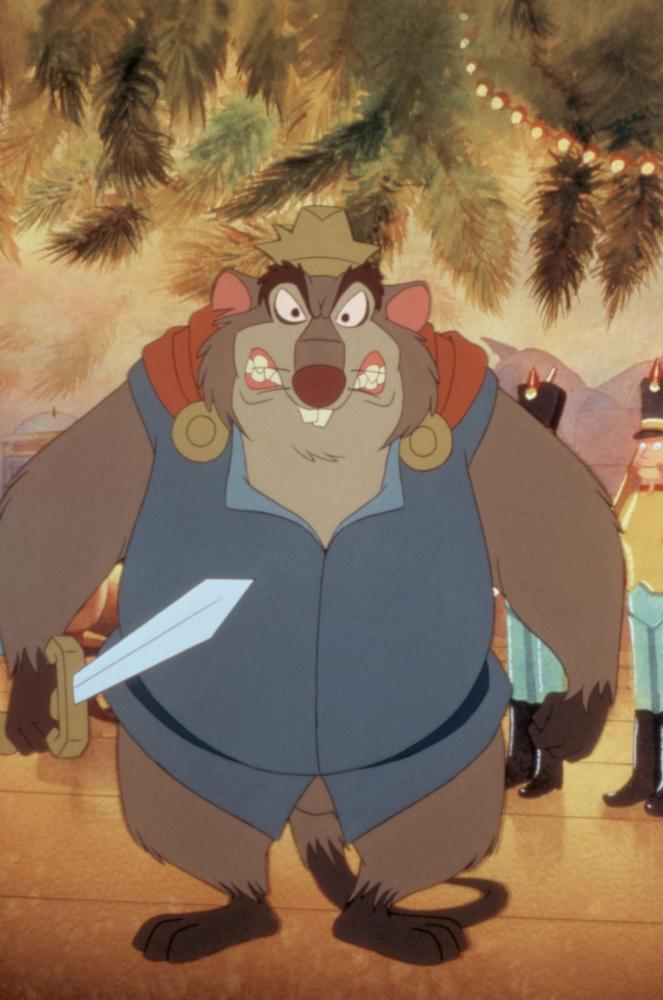 Mouse King (Nutcracker Prince)