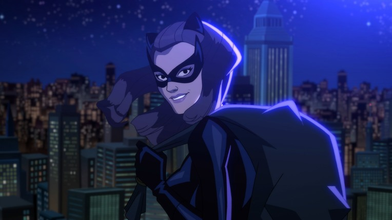 Catwoman (Batman: Return of the Caped Crusaders)