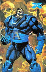 En Sabah Nur (Earth-616) from Ultra X-Men (Trading Cards) 1994 0001