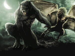 Van Helsing Universal Monsters