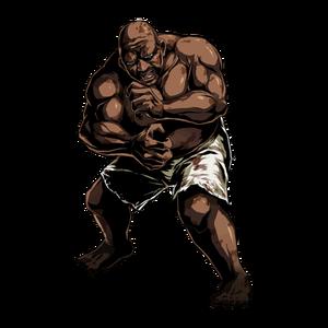 Big Man Majini (Clan Master)