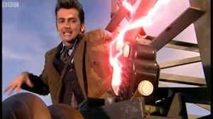 End Of Transmission - The Idiots Lantern - Doctor Who - BBC