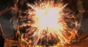 Fabrication Machine explodes to death