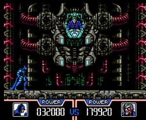 Joker (final boss of Batman return of joker for NES 2nd form)